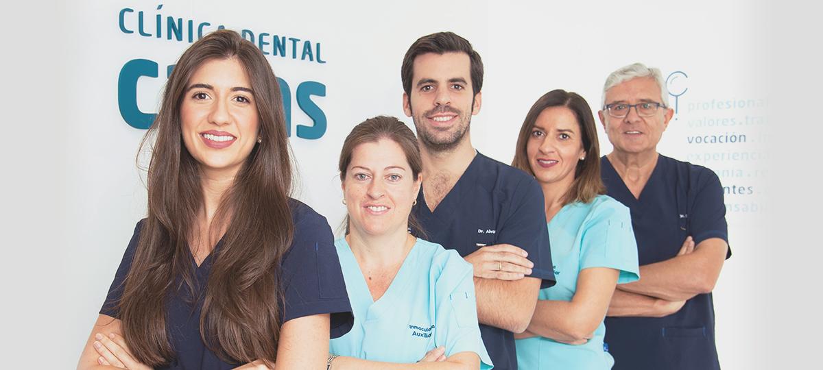 Una clínica dental con vocación